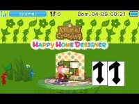 Animal Crossing Happy Home Designer Gameplay 11ª parte: Un restaurante elegante