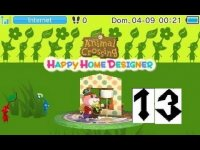 Animal Crossing Happy Home Designer Gameplay 13ª parte: ¡AZUUUUUL!