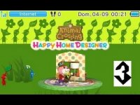 Animal Crossing Happy Home Designer Gameplay 3ª parte: ¿Un modista animalizado?