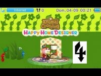 Animal Crossing Happy Home Designer Gameplay 4ª parte: A tonos Blancos y Negros