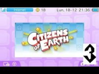 Citizens of Earth (3DS) Extras #3: Godzilla A Todo Gas