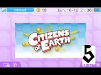 Citizens of Earth (3DS) Extras #5: Subiendo a los Ciudadanos al Nivel 30