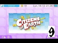 Citizens of Earth (3DS) Extras #9: ¡Emboscada! (FIN 100%)