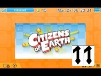 Citizens of Earth (3DS) Narrado 11ª parte: En la casa de verano del Presidente