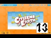 Citizens of Earth (3DS) Narrado 13ª parte: Retorno a Moonbucks