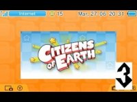 Citizens of Earth (3DS) Narrado 3ª parte: El reclutador