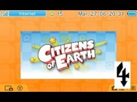 Citizens of Earth (3DS) Narrado 4ª parte: Acusado en falso