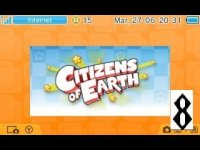 Citizens of Earth (3DS) Narrado 8ª parte: OVNIS Vaca, Laberintos y Sushi