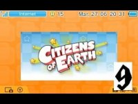 Citizens of Earth (3DS) Narrado 9ª parte: Visita al Campamento Turulato