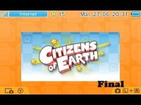Citizens of Earth (3DS) Narrado Final: Contra el Secretario Supremo