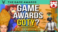 Destruyendo The  Game Awards, el goty y el Rey Dorito | Geoff Keighley