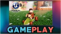 Diddy Kong Racing 64 On Unreal Engine 4 | Download Link