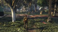 GTA 5 Mods The Last Of Us Joel And Map Mod