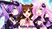 Hyperdimension Neptunia - Go Love and Peace Lyrics
