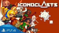 Iconoclasts | Launch Date Trailer | PS4 & PS Vita