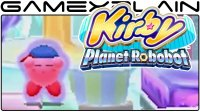 Kirby: Planet Robobot - ESP Ability Gameplay & New Armor Modes Showcase
