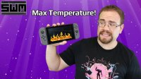 Let's Overheat The Nintendo Switch!