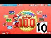 Mario Party The Top 100 Narrado 10ª parte: Mosquetero o D'Artagnan (Minijuegos 1 contra 3)