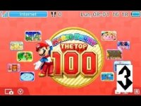 Mario Party The Top 100 Narrado 3ª parte: Arriba y Abajo