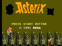 Master System Longplay [169] Asterix