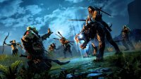 Middle Earth: Shadow of Mordor- Caragor Riding Extended