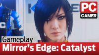 Mirror's Edge: Catalyst gameplay — A full, uncut mission