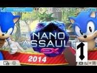 Nano Assault EX (3DS) Narrado 1ª parte: Virus, ADN y Nanobots