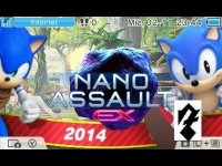 Nano Assault EX (3DS) Narrado 7ª parte: Alfa VS Omega