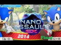 Nano Assault EX (3DS) Narrado Final: ¡Es un P*** TRAMPOSO!