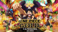 One Piece Gold - Spot TV CASTELLANO