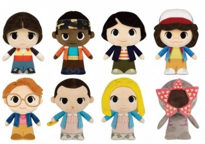 Peluches Stranger Things