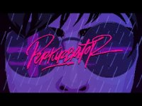 "Perturbator - ""Sentient"" [Music Video - UNCENSORED - ""The Uncanny Valley""]"