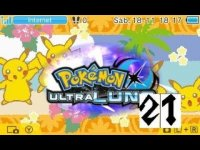 PKMN UltraLuna Video Coverage (ESP) #21: Stakataka y llega el Team Rainbow Rocket