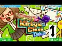 Team Kirby Clash Deluxe Gameplay Free! 1ª parte: Retos 51 a 65