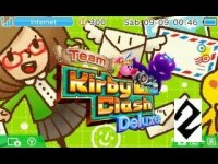 Team Kirby Clash Deluxe Gameplay Free! 2ª parte: Retos 66 a 81