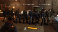The Division - Queue Simulator 2016