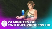 The First 24 Minutes of The Legend of Zelda: Twilight Princess HD