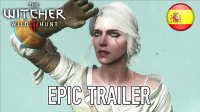 The Witcher 3: Wild Hunt - XB1/PS4/PC - Epic Trailer (Spanish)