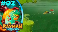 TOAD STORY | Rayman Legends #02