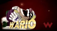 Wario Laughing - Super Smash Bros. Wii U / 3DS