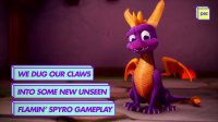 We Dug Our Claws Into Some New Unseen Flamin' Spyro Gameplay