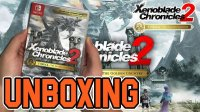 Xenoblade Chronicles 2 Torna - The Golden Country (Nintendo Switch) Unboxing!!
